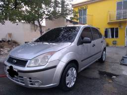 Fiesta sedan 2008 completo + gnv