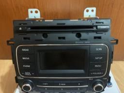 Rádio Com Cd Kia Cerato - Modelo 2016