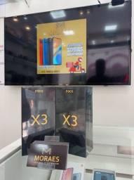 Oferta Relâmpago - Xiaomi Poco X3 128 Gb
