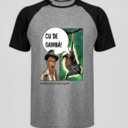 """CAMISA, """"C* DE GAMBAR"""" DO TIR!NGA"""
