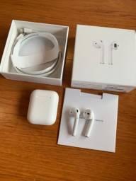 Apple Airpod - 2 geração - Bluetooth - Fone sem fio