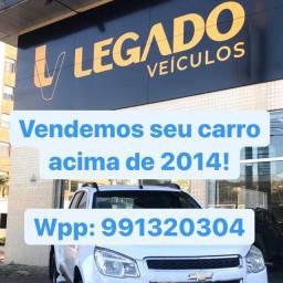 Vendemos seu carro acima de 2014