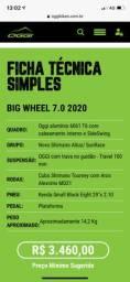 Vendo bike Oggi 7.0 Big Whells 2020
