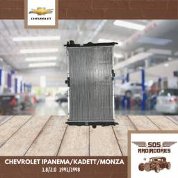 Radiador Chevrolet Ipanema/Kadett/Monza 1991/1998