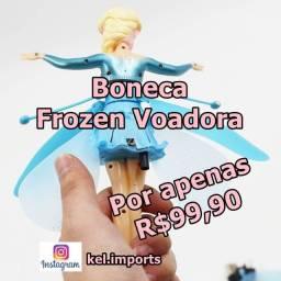 Boneca Frozen Voadora