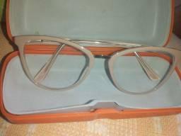 Óculos anti-reflexo novo usado apenas uma vez