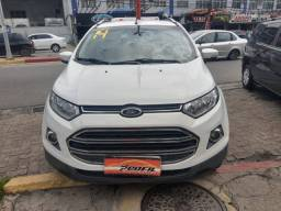 Ford new ecosport 2.0 se flex c/gnv powershift - 2014