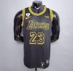 Camiseta NBA Lakers em promoção