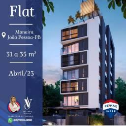 Título do anúncio: Flat em Manaíra