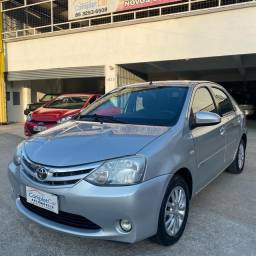 Título do anúncio: Toyota Etios Sedan XLS 1.5 Flex 2014- Extra!!