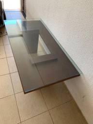 Vidro de mesa