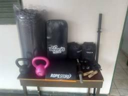 Título do anúncio: Equipamentos de treino