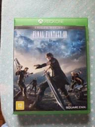 Jogo Xbox One - Final Fantasy XV Edição Day One