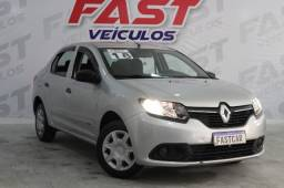 Título do anúncio: Renault Logan 1.0 12v Authentique Sce 4p 2018