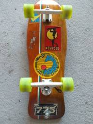 Skate old school, pintura artesanal