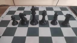 Jogo de Xadrez Staunton - Peso Quádruplo