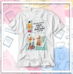 Título do anúncio: Camisa dia dos professores