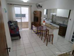 Apartamento com 01 dormitório à venda, 45 m² por R$ 330.000 - Quadra Mar - Balneário Cambo