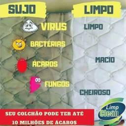 Título do anúncio: Lavagem a seco Colchão (Limp clean)