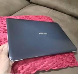 Notebook Asus -- i5 De 7 Geraçao + 2 SSD De 128gb Cada --- 8GB De RAM