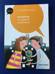 Livro Procura-se um planeta sustentável