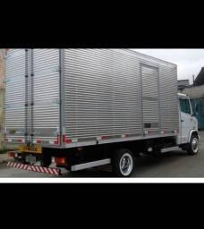 Título do anúncio: Frete bau frete caminhão mudança de jsjsj