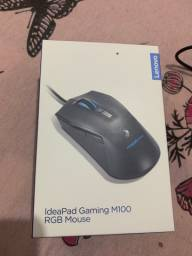 Mouse gamer idel pad gaming m100 RGB MOUSE
