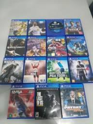 15 jogos de PS4