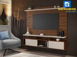 Título do anúncio: Painel para Tv com 2 Portas (NOVO NA CAIXA)