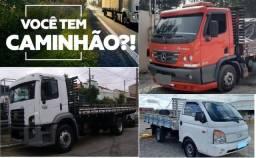 Agregamos caminhão carroceria/sider