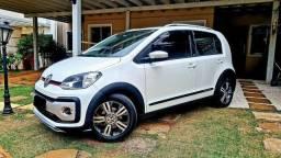 Título do anúncio: VW UP 170 TSI CROSS IMPECÁVEL
