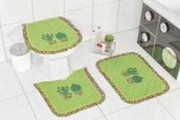 Jg de banheiro 3 peças