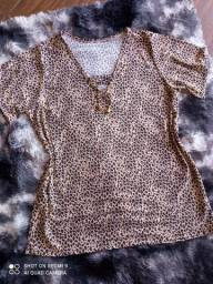Título do anúncio: Blusas plus diversos modelos