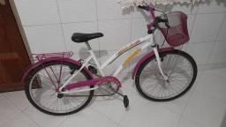 Bicicleta semi-nova