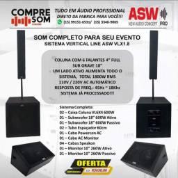Sistemas de Áudio Completo