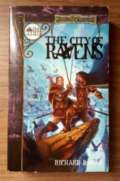Título do anúncio: The City of Ravens -- Forgotten Realms -- RPG