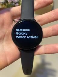 Título do anúncio: Galaxy Watch Active 2 4G LTE 44mm