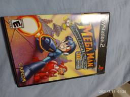 PS2 mega Man collection