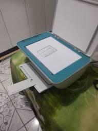 Impressora Wi-Fi HP Desjeckt 2676