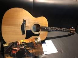 Título do anúncio: Vendo violão Taylor 114e