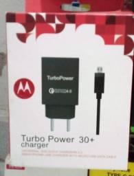 Carregador turbo Power 30+