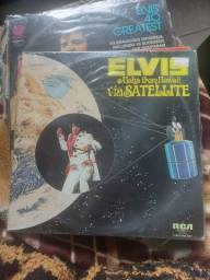Título do anúncio: vinil duplo Elvis Presley aloha from hawaii<br> ao vivo