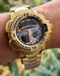 Título do anúncio: Relógio Mizums Gold Original