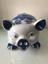 Escultura Porco Porcela Chinesa