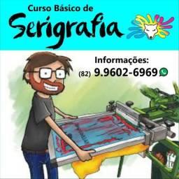 Serigrafia - curso para iniciante