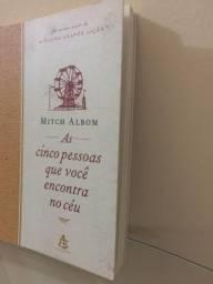 Livros só Mitch Albom