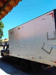 Caminhão baú saindo de Imperatriz MA para Goiânia