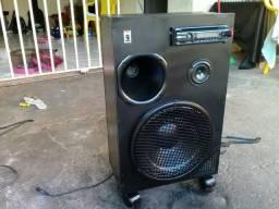 Fabrico caixas acústicas