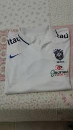 Camisa treino brasil nova