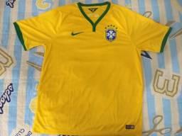 Camisa do Brasil 2014 nova